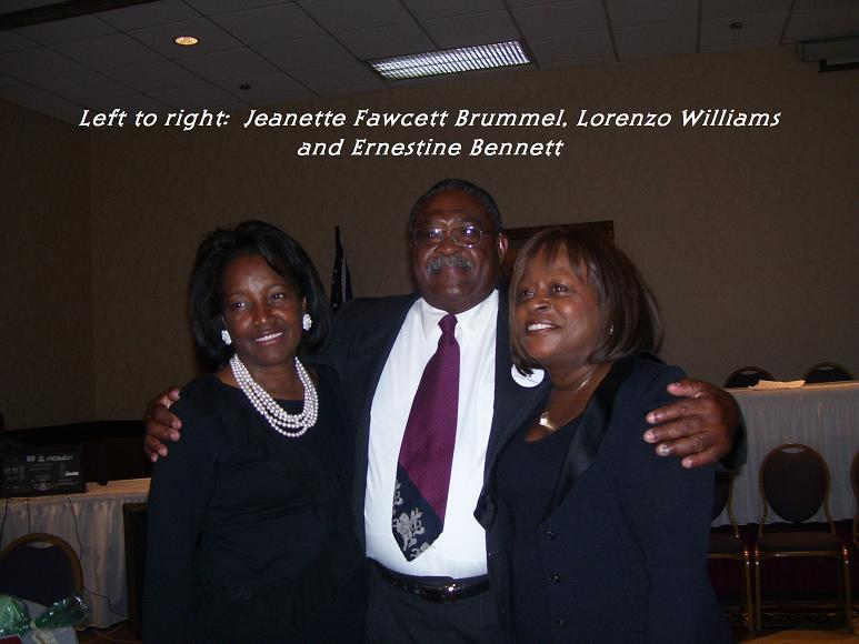 Dudley_Class_Reunion_1964_Gloria Scales-Ernestine, Jeanette and Lorenzo